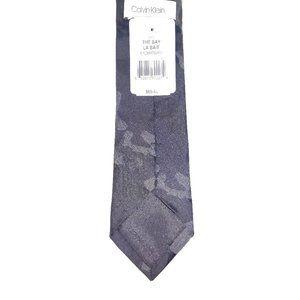 Calvin Klein Camouflage Neck Tie